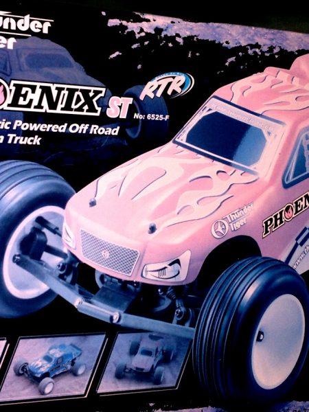 Thunder Tiger Phoenix ST 2WD RTR Stadium Truck