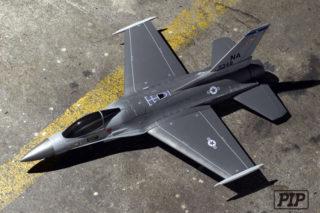 Kyosho F-16 Fighting Falcon DF55 PIP Ducted Fan