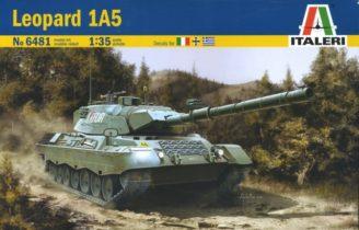 Leopard 1A5 No 6481