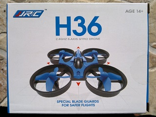 H36 2,4GHz 6 axis gyro drone