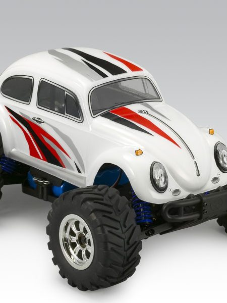Thunder Tiger 1/18th 2WD Mini Monster Truck