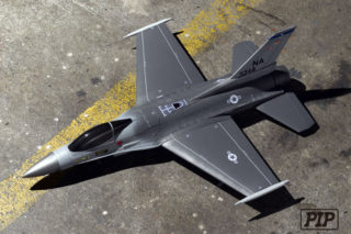 Kyosho F-16 Fighting Falcon DF55 PIP Ducted Fan